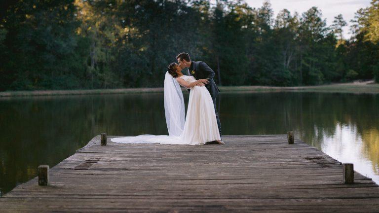 Charlotte North Carolina Wedding Portrait